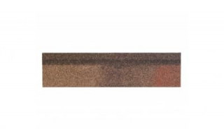 Коньки-карнизы Шинглас Джаз (коррида) 0,25*1м (0,25м2)