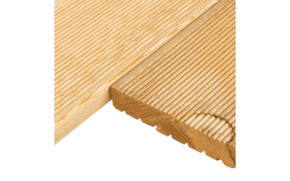 Террасная доска 0,027*0,08*2,2м (лиственница)