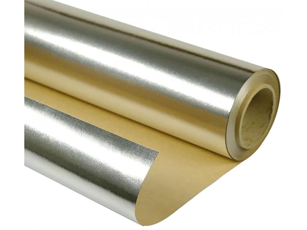 Фольга для бани мегафлекс kf 1*30м (30м2)