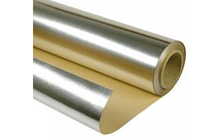 Фольга для бани Мегафлекс KF 1*10м (10м2)