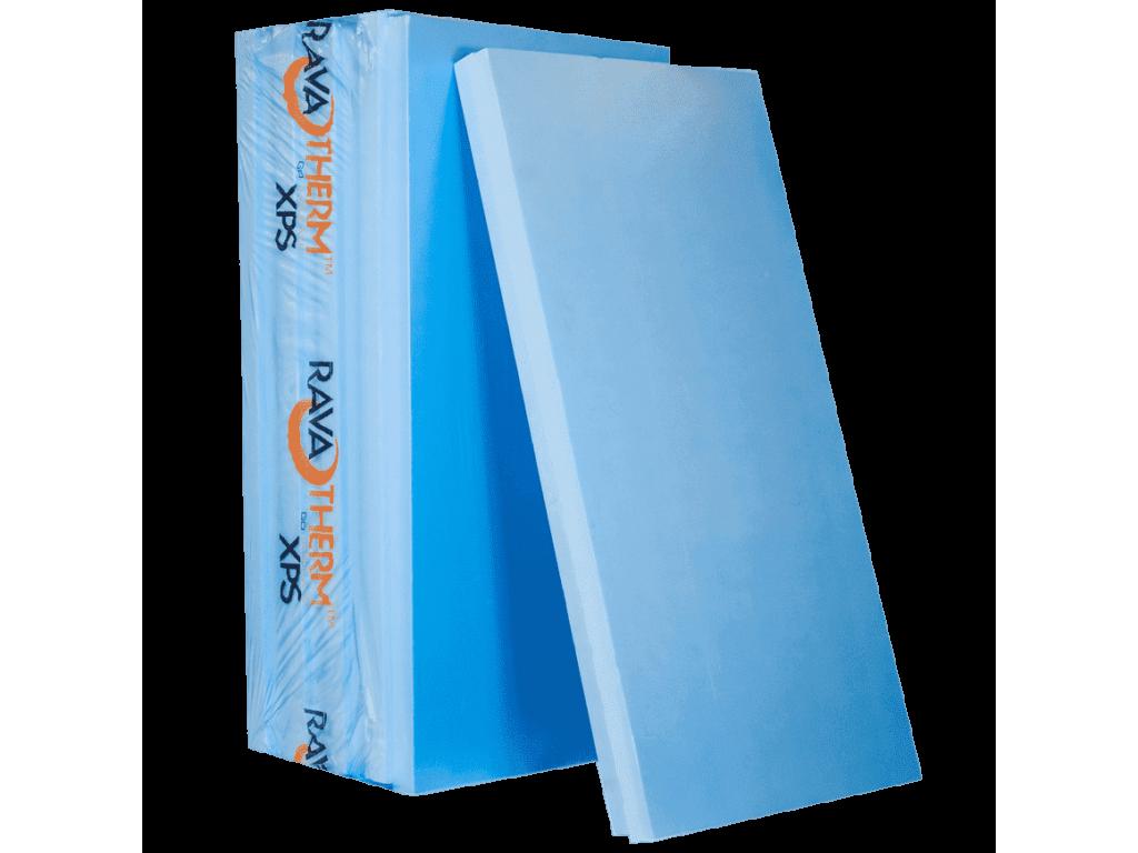 Экструзионные плиты xps ravaterm стандарт 0,03*0,585*1,185м