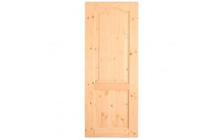 Дверь 2,0х0,70  1 сорт с коробкой (филенчатая)