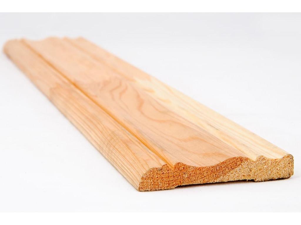 Наличник липа 60мм 2,2м