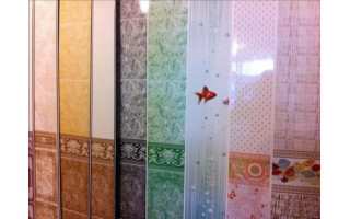 Панель пласт. ламинированная Бари-беж 2700х250х9